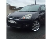 2007(57) FORD FIESTA ZETEC CLIMATE S-A 1.4 PETROL*5 DOOR*MOT 22/JULY/2017*HPi CLEAR*P/X WELCOME*c