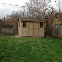 Garden sheds - Best quality and price