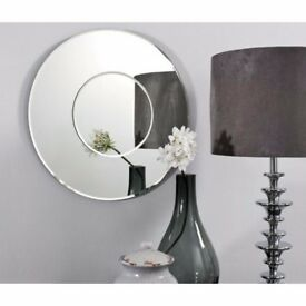New Modern round Curzon mirror was £39 Now only £19 all available today