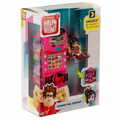 BANDAI WRECK-IT RALPH SUGAR RUSH VANELLOPE VON SCHWEETZ IN CAR BD36843N