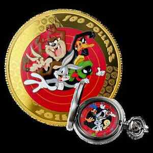 2015 Canada 14-Karat Gold Coin – Looney TunesTM: Bugs Bunny and