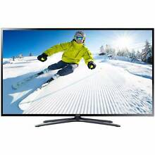 "Samsung 55"" Series 6 Smart TV 3D Full HD LED / LCD Built In WiFi. Hope Island Gold Coast North Preview"