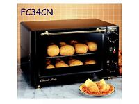 Roller grill fc340cn potato and pastry oven