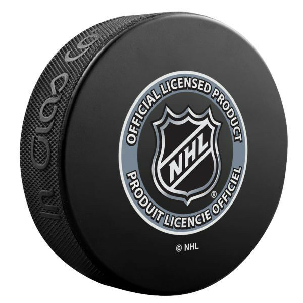 2020 All Star Game St Louis Official Game Hockey Puck with Holder