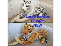 NEW large teddies