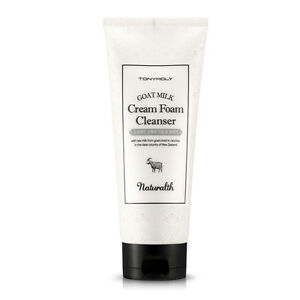 TONYMOLY-Naturalth-Goat-Milk-Cream-Foam-Cleanser-200ml