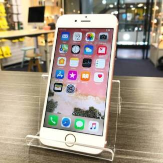 MINT CONDITION IPHONE 6S 64GB ROSE GOLD UNLOCKED WARRANTY INVOICE
