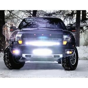 ATV, construction work light, LED Cree Off Road Lights