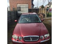 Rover 45 impressions