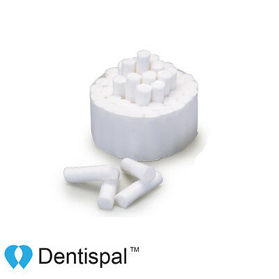 2000 Pcs High Quality Dental Cotton Rolls 2 Medium Size 1-12 X 38 Inch