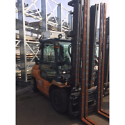 3.5 Tonne Diesel Toyota Forklift Perth Perth City Area Preview