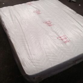 Brand New Sealed King Size Memory Sprung Mattress