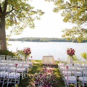 Rent your backyard for our wedding!