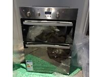 BRAND NEW DOUBLE OVEN REDUCED RRP £290
