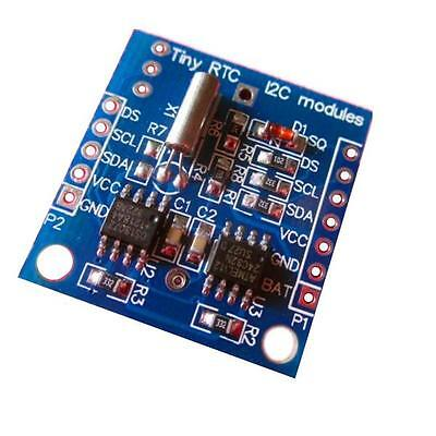 10pcs Arduino I2c Rtc Ds1307 At24c32 Real Time Clock Module For Avr Arm