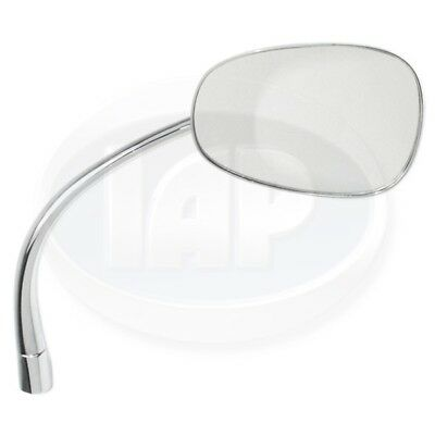 VW Bug Beetle Door Mirror Right Pear Shaped Long Arm T1 49-67 -