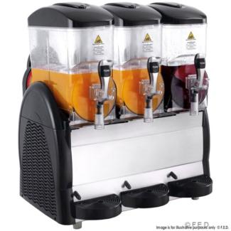 NEW FABIGANI-3S Slushy/Granita/Yogurt/Milkshake Machines