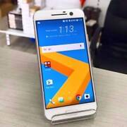 AS NEW HTC 10 32GB SLIVER AU MODEL UNLOCKED WARRANTY INVOICE Pacific Pines Gold Coast City Preview