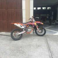 2013 KTM 450SXF Factory Edition