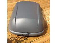420ltr roof box as new.