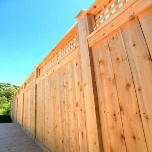 Ontario white cedar lumber posts timber