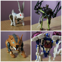 Transformers Beast Wars Collection