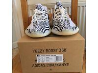 Yeezy 350 Boost Zebra UK 11- Brand New, 100% genuine