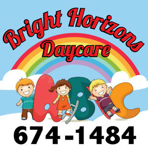 Bright Horizons Daycare, Dever Rd West Space are now available