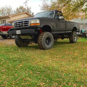 LIFTED 1992 Ford F-150