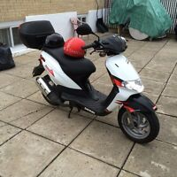 Derbi Bulle, Mint condition scooter