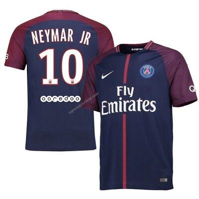 Mbappe/Neymar PSG Shirts 17/18!