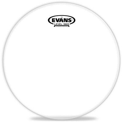 """Evans Leval 360 8"""" G2 Clear Drumhead (Drum Skin) TT08G2"""