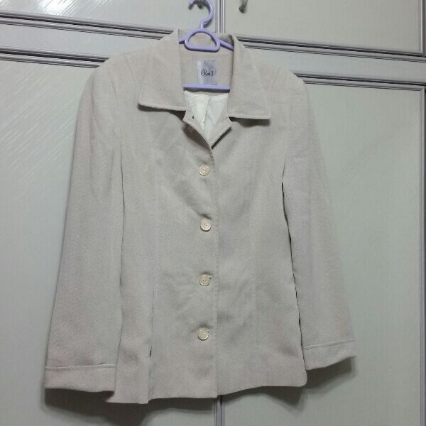 Red3 office wear ladies jacket M size