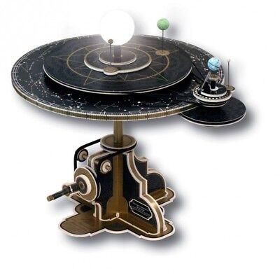 Astromedia Kopernikus Planetarium, mechanisches Planetenmodell als Kartonbausatz