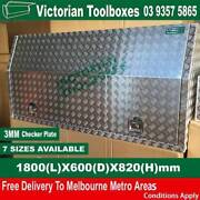 1800mm long Tool box Full Recessed Door Campbellfield Hume Area Preview