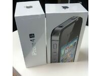APPLE IPHONE 4S BRADN NEW CONDITION WARRANTY & SHOP RECEIPT