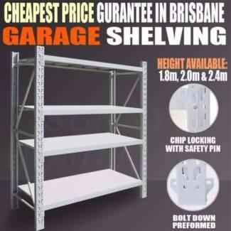 NEW Longspan Shelving Garage Warehouse Shelf Work Bench