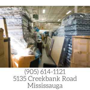 March Clearance on all Box Springs and Mattresses!!