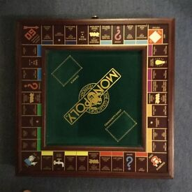 Franklin Mint Monopoly
