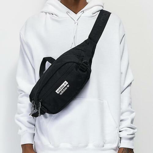 New Adidas Urban Utility Crossbody Bag Camp Shoulder Bag Oversized Sling Cycling