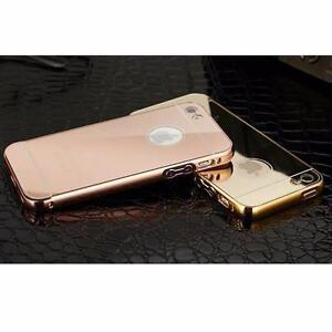 Brand new aluminium mirror iphone  6/6s/6plus/7/7plus case
