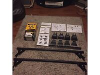 Alfa Romeo 147 roof bars (box, key & instructions),
