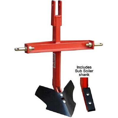 New Middle Bustersub Soiler Combo Tractor Implement