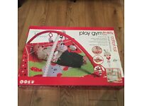 """Red Kite-baby's Play Gym - """"Cotton Tails""""- Boxed, excellent condition"""