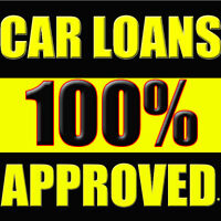 Guaranteed Auto Loan Approval*