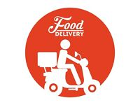 FAST FOOD DELIVERY DRIVER REQUIRED