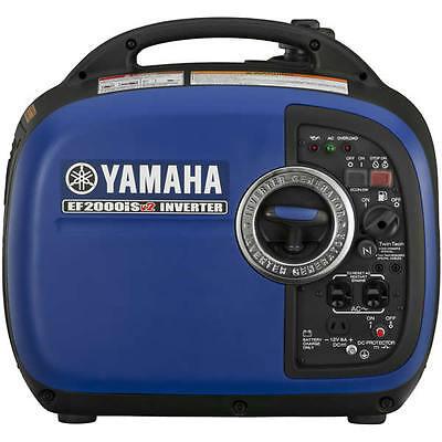 Generator 2000 watt owner 39 s guide to business and for Yamaha propane inverter generator