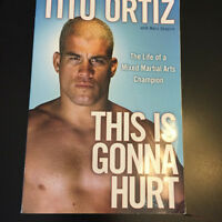This is Gunna Hurt: The Life of a Mixed Martial Arts Champion