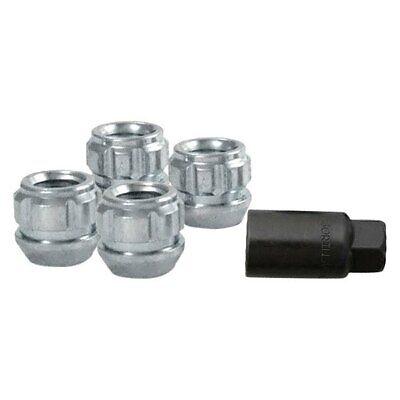 For Chevy Silverado 2500 99-11 Chrome Cone Seat Acorn Open End Wheel Locks