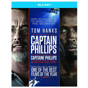 Captain Phillips (blu-ray) Regina Regina Area image 1